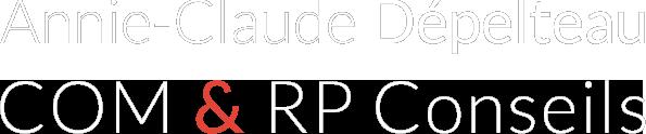 Annie-Claude Dépelteau COM & RP Conseils