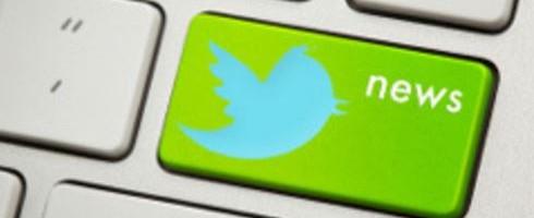 Journalistes, médias sociaux, communiqués de presse : état de situation Logo